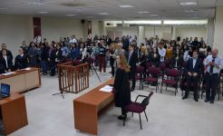 Law Department Students Organize Bedër Moot Court