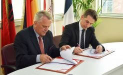 Cooperation agreement between Bedër and