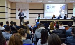 "The Fourth Student Conference in Law ""Law and Society"""