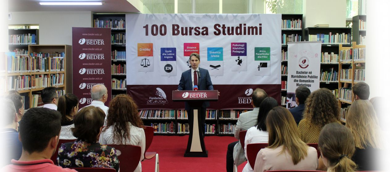 Project ''100 Scholarships''