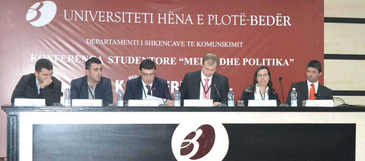 Student Conference held on Topic